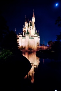 A beautiful pic of Cinderella's Castle taken by the talent Kyle Presnell