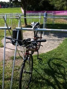 Bike all racked
