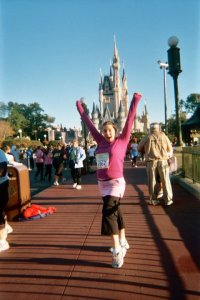 My first half the Disney Princess half marathon